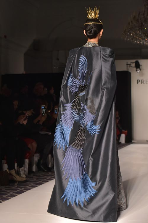 Denny Wirawan Padma Batik Kudus Balijava Fashion Gallery New York Fashion Week 2016