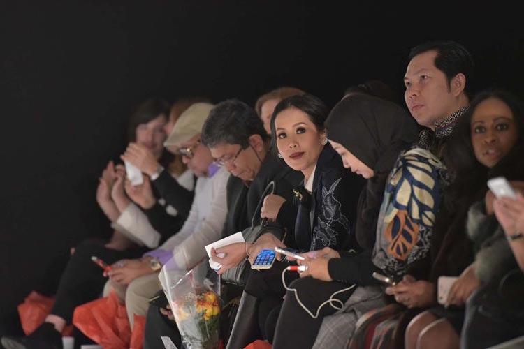 Denny Wirawan Padma Batik Kudus Balijava Fashion Gallery New York Fashion Week 2016