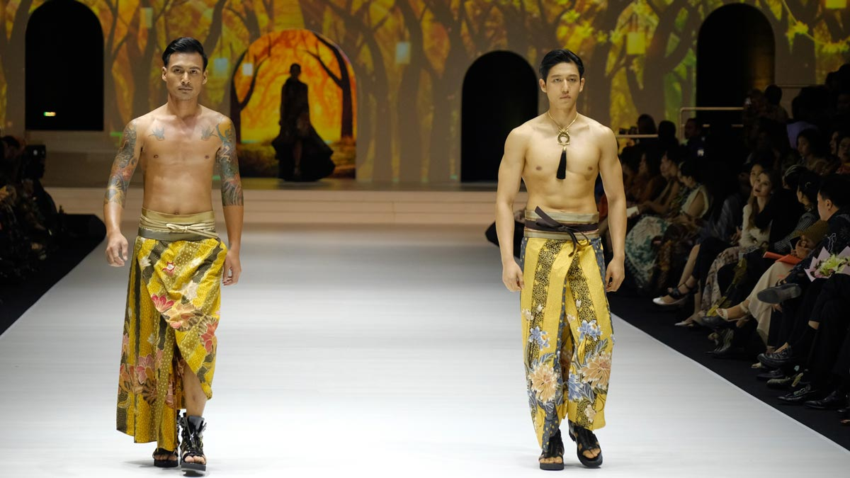 Denny Wirawan Wedari Batik Kudus Balijava 2017